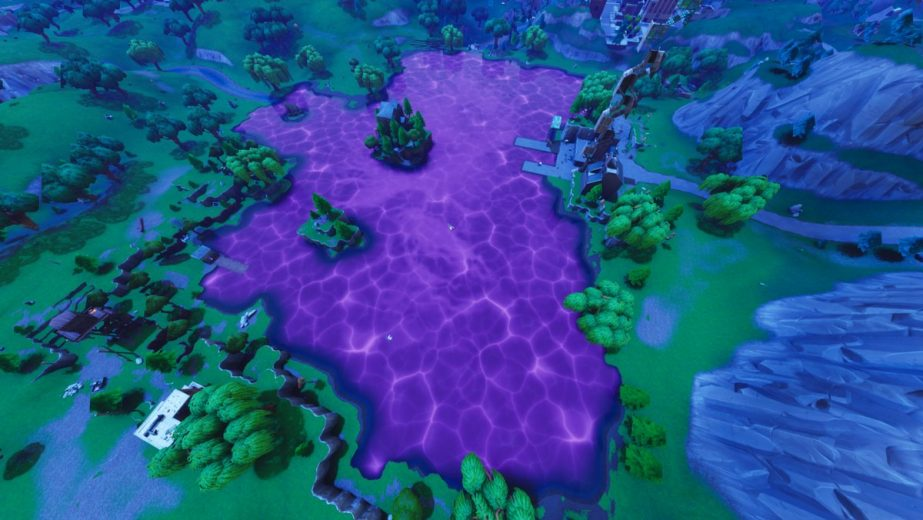 Loot Lake event