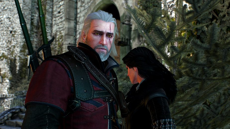 Doug Cockle Voiced Geralt of Rivia in the CD Projekt Red Games