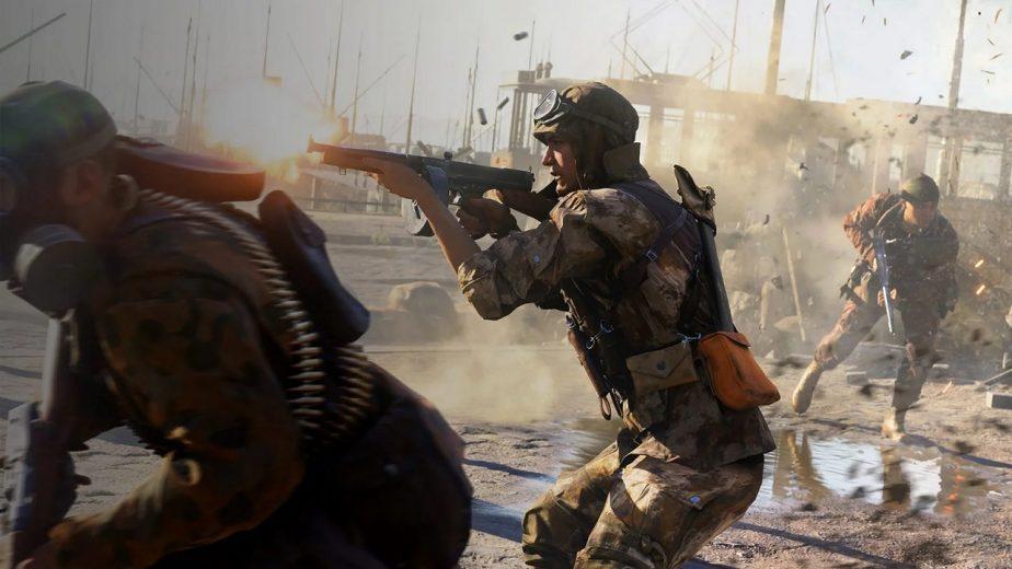 EA DICE is Adding Ten New Battlefield 5 Weapons