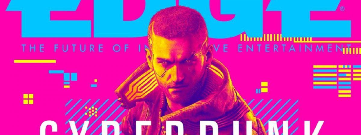 Edge Will Feature a Cyberpunk 2077 Cover in November