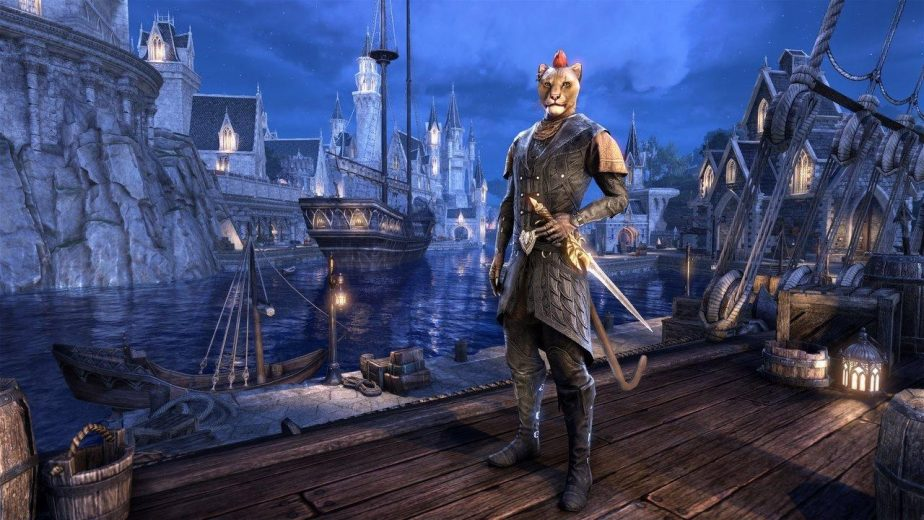 Elder Scrolls Online Is a Popular Game for Twitch Streamers