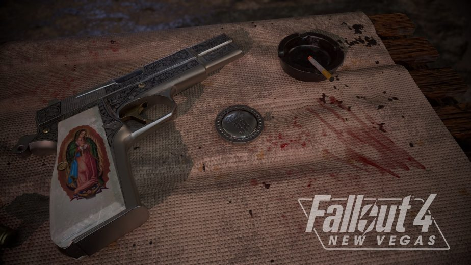 Fallout 4 New Vegas Will Feature Entirely New Voice Acting
