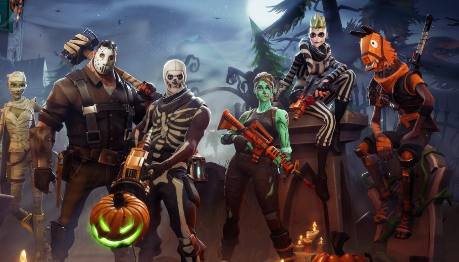 More Fortnite Halloween Props Have Been Revealed