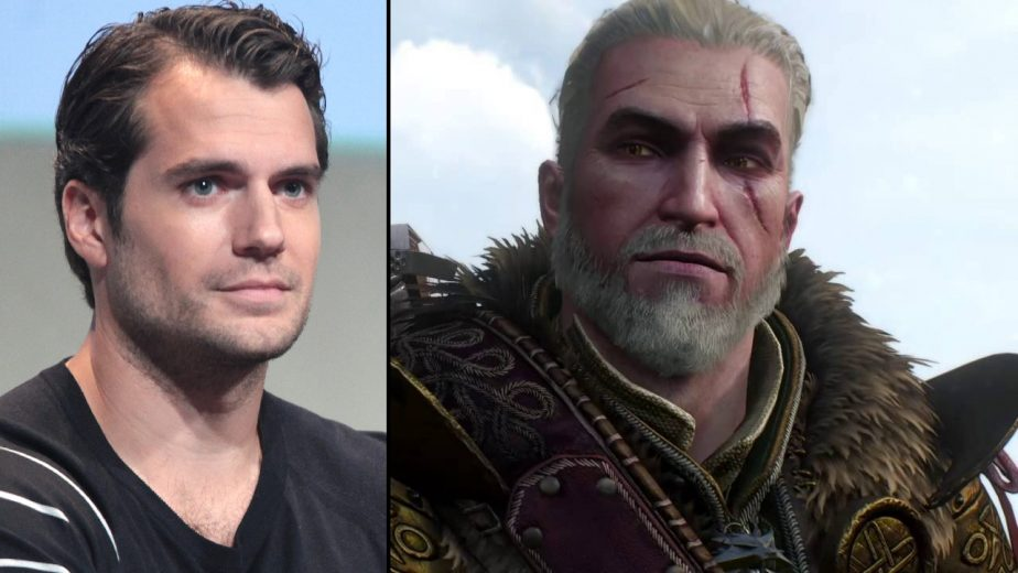Henry Cavill Officially Cast As Geralt Of Rivia In Witcher