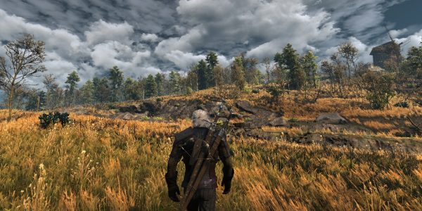 New Mod Update Improves Clouds and Weather for The Witcher 3