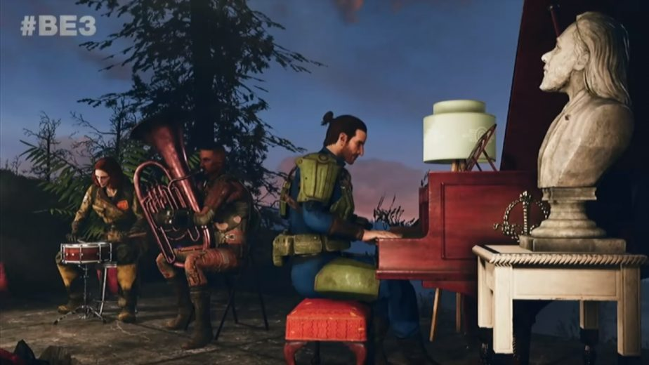 Instruments Are Known to Feature in Fallout 76 in Some Way