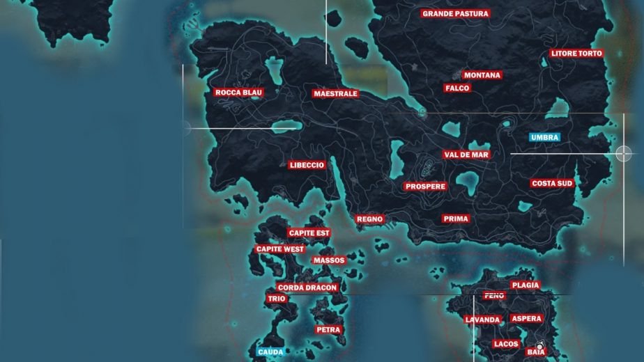 Open World Map Sizes.The Top 10 Biggest Video Game Maps