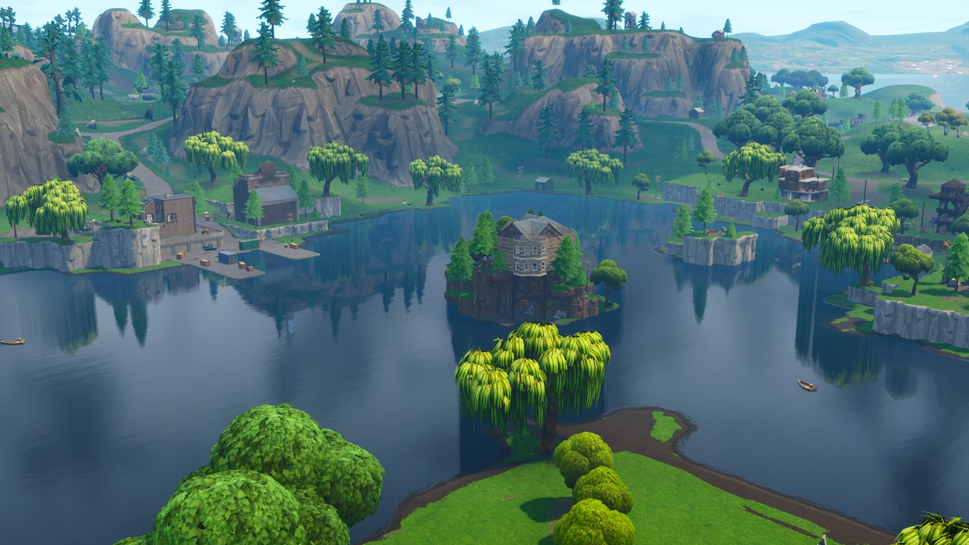 Fortnite Battle Royale Is Getting A New Cube Event -