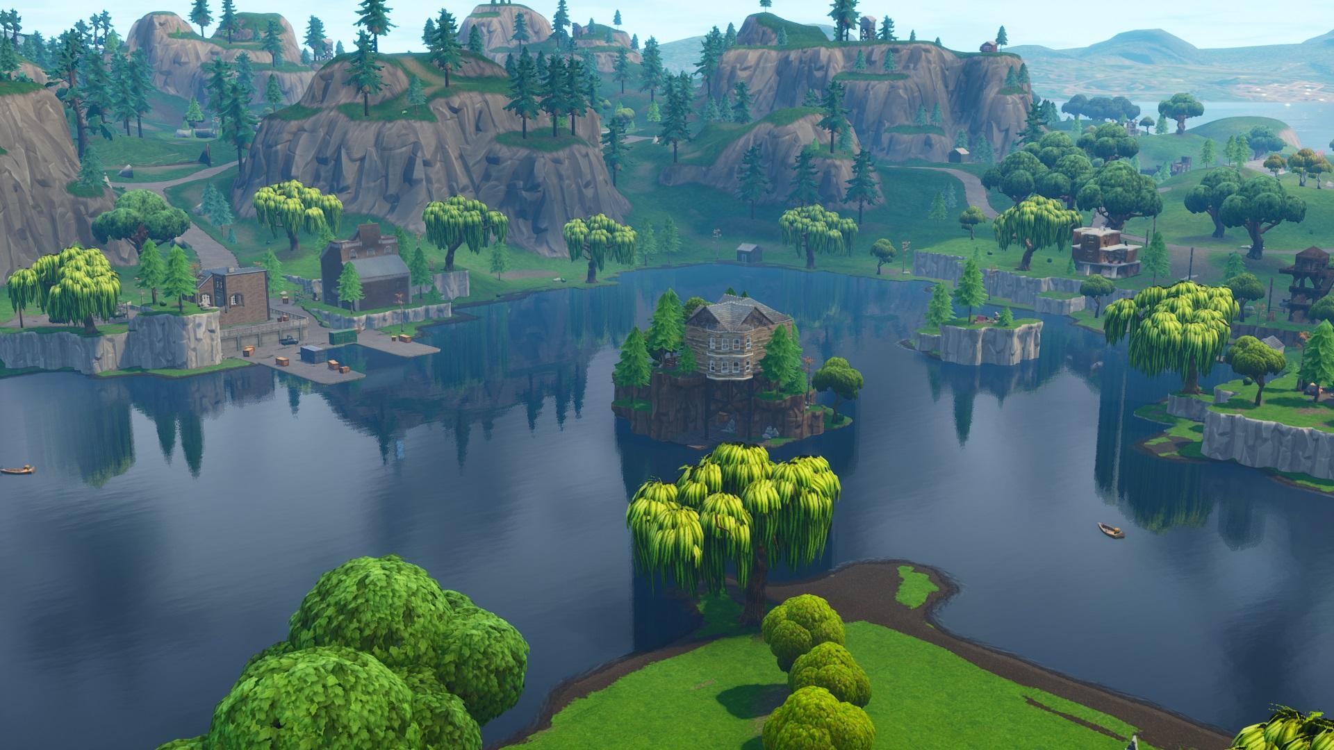 - fortnite update loot lake