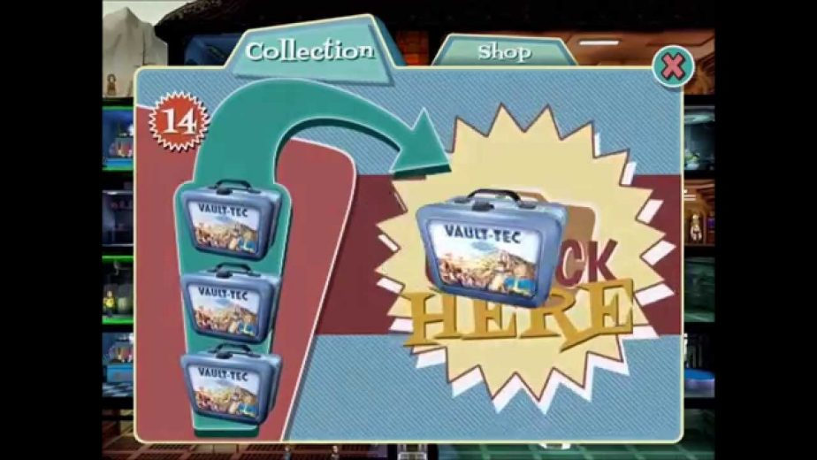 Lunchboxes Featured as Micro-Transactions in Fallout Shelter