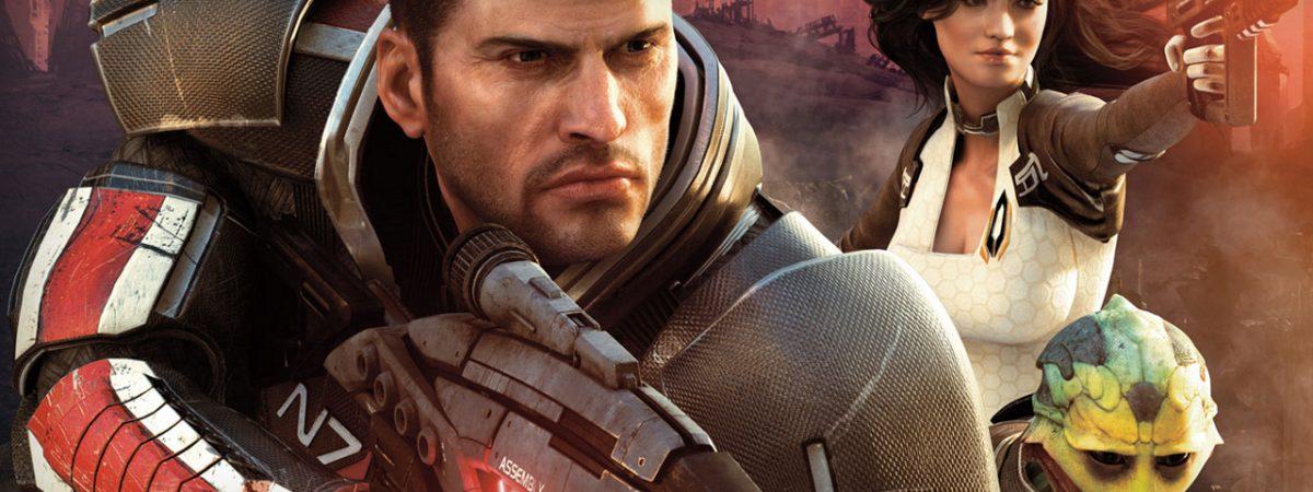 Mass Effect Games