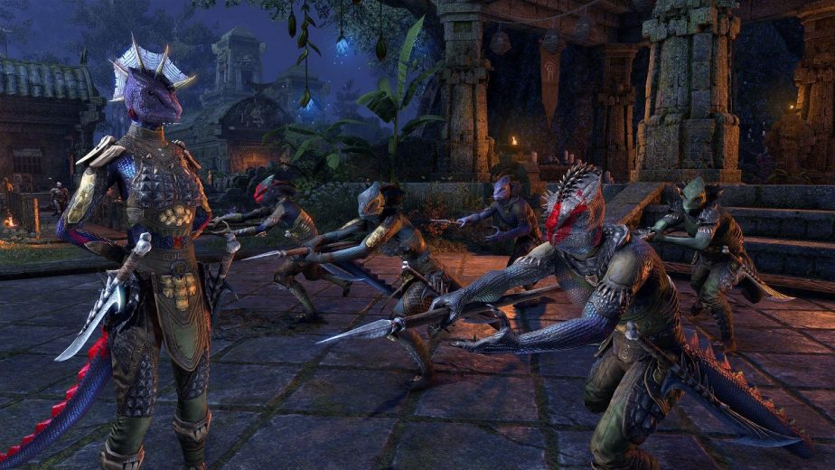 Murkmire is Focused on Argonian Culture and History