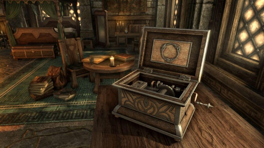 Music Boxes Are a New Furnishing Coming With The Elder Scrolls Online Murkmire DLC