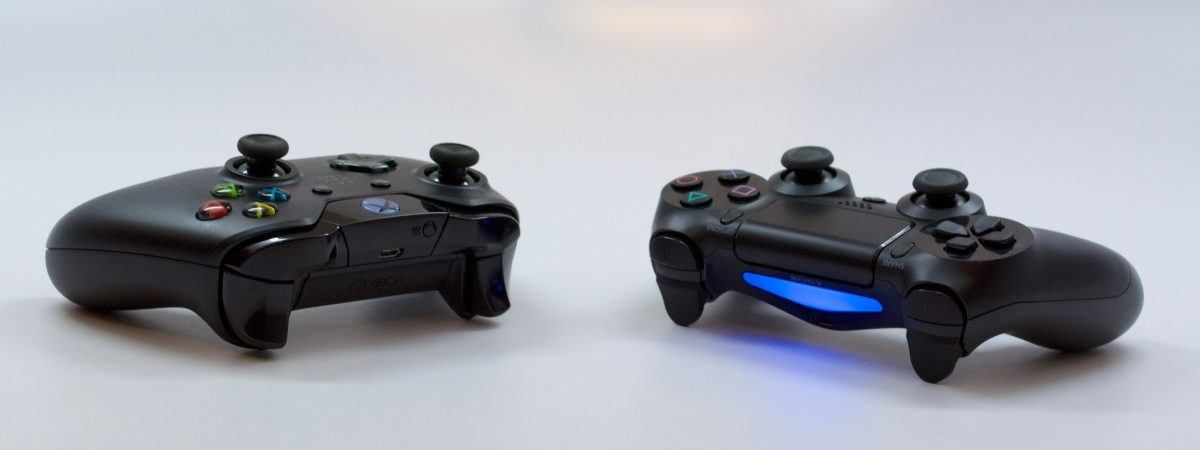 Xbox Scarlett vs PlayStation 5