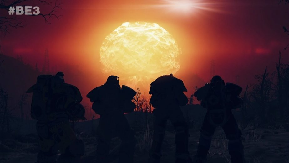 Players Can Use Fallout 76 Nukes to Generate Resources