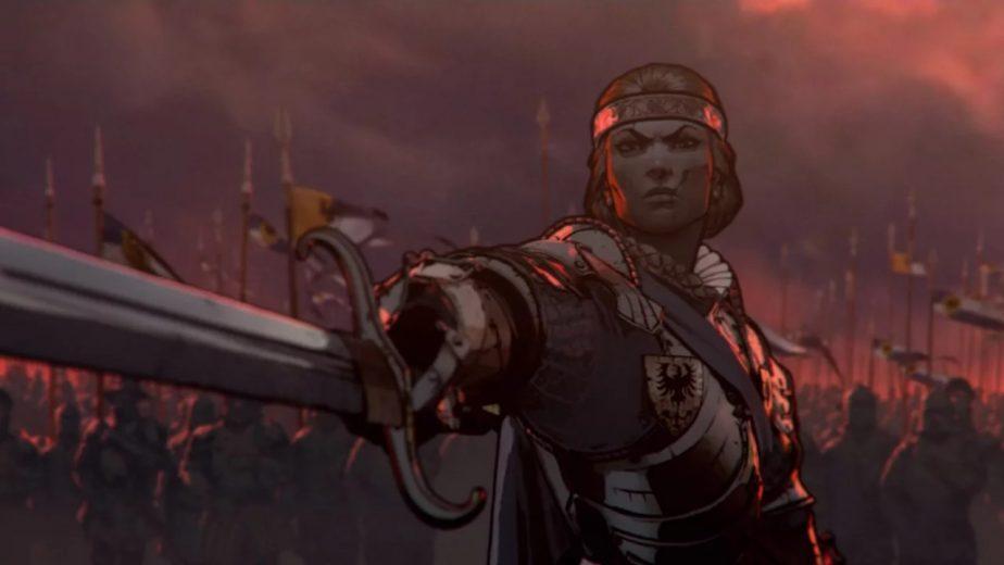 Queen Meve Will be the Protagonist of Thronebreaker