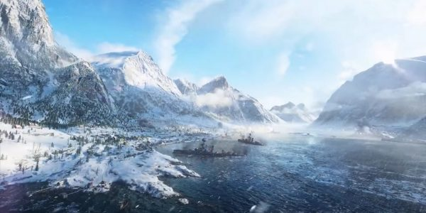 The Arctic Fjord Features a Battlefield 5 Easter Egg