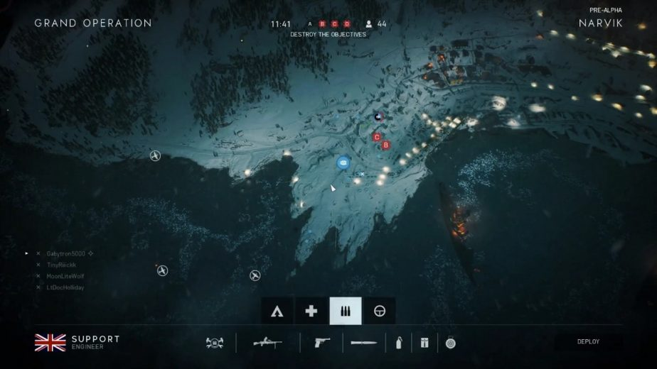 The Battlefield 5 Narvik Map Features as a Grand Operation