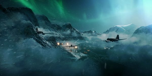 The Battlefield 5 Narvik Map is Set During the Battles of Narvik