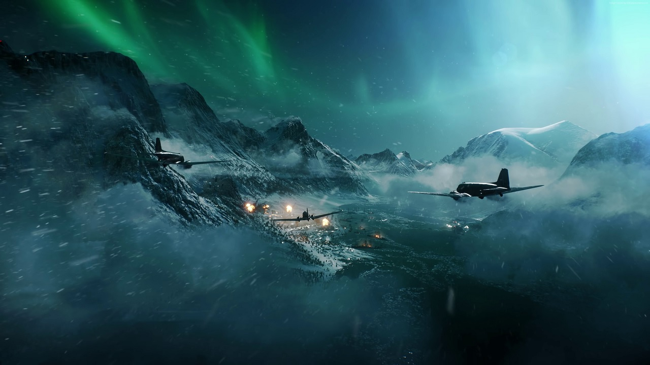 The History Behind Battlefield 5: The Battles of Narvik