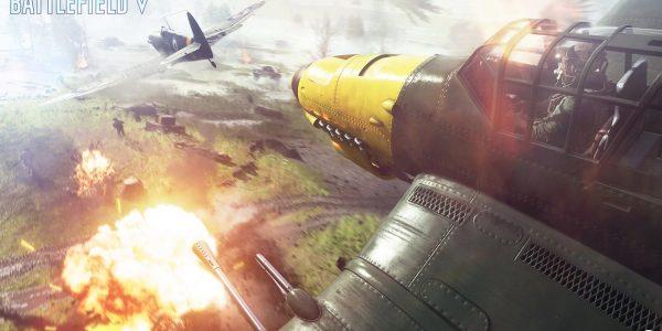 The Battlefield 5 Open Beta Download is 20 GB