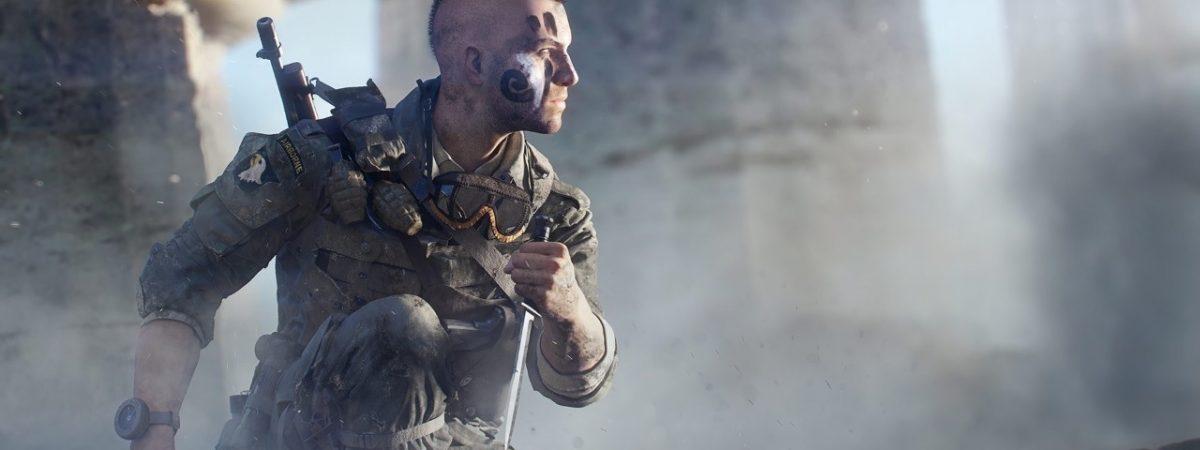 The Battlefield 5 Open Beta Ends Tomorrow