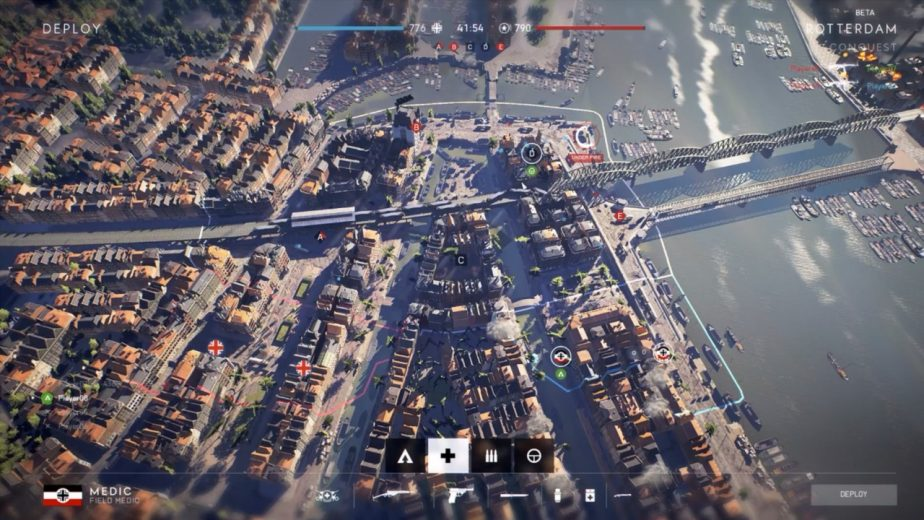 The Battlefield 5 Rotterdam Map is Painstakingly Accurate