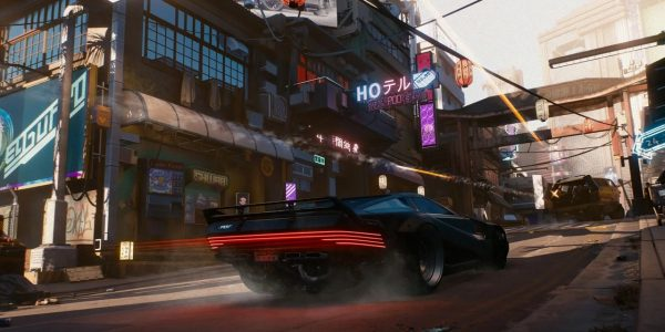The Cyberpunk 2077 Release Year Could be 2019