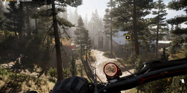 The Day Night Cycle in Far Cry 5 Reportedly Had Problems