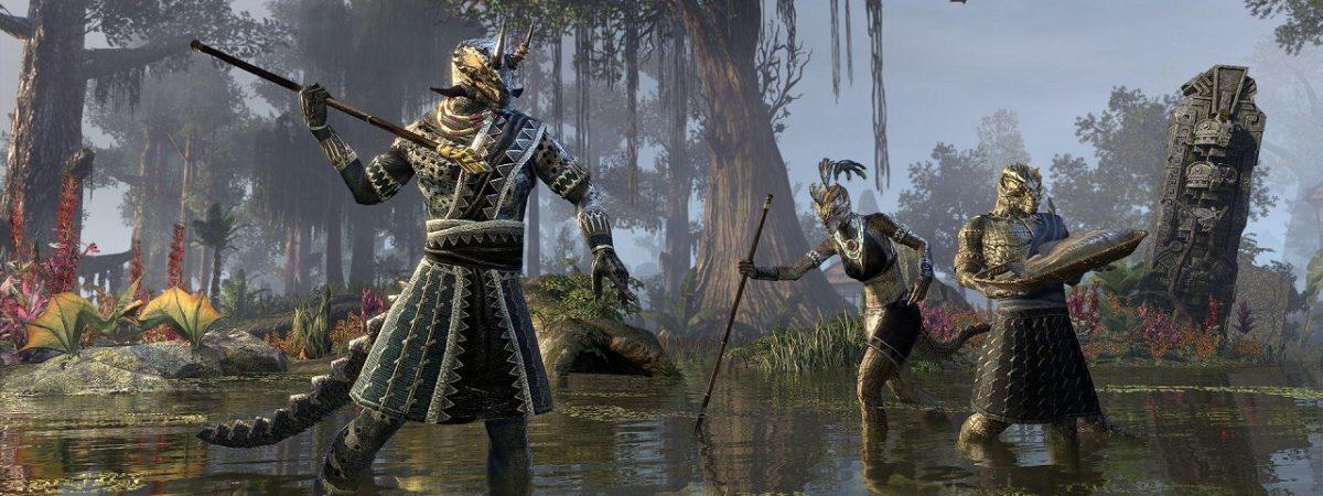 The Elder Scrolls Online Murkmire DLC Will Launch Alongside Update 20