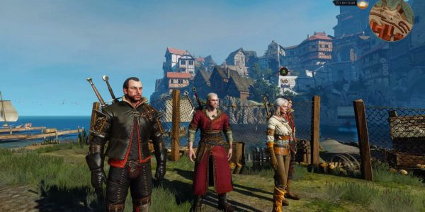 The Enhanced Witcher 3 Mod Adds Companions to The Witcher 3