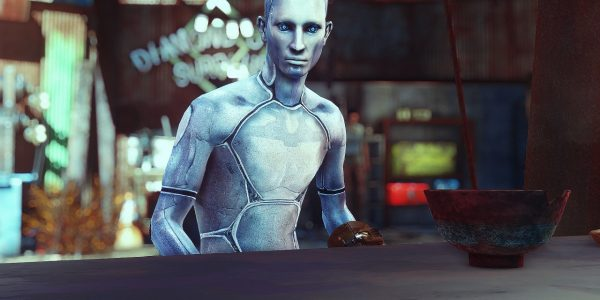 New Fallout 4 Mod Turns Synths Into the Androids From Detroit