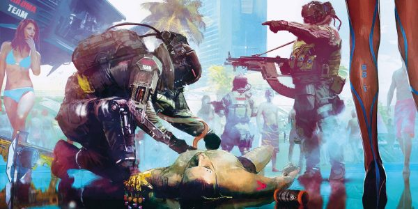 The First Cyberpunk 2077 Teaser Was Released Almost Six Years Ago