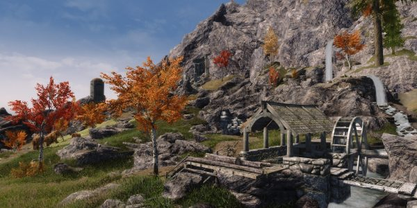 New Skyrim Mod Turns the Title Into a Deadly Survival Game