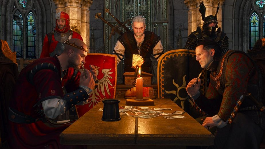 The Latest Gwent Special Arena Mode is Entertainment at Court