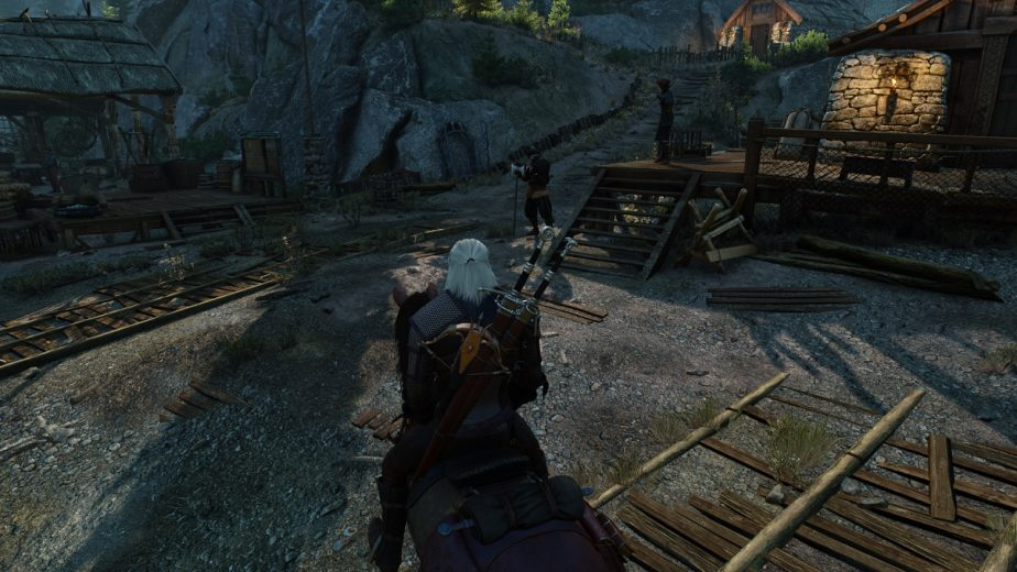Another 4K Terrain Mod for The Witcher 3 Replaces Skellige