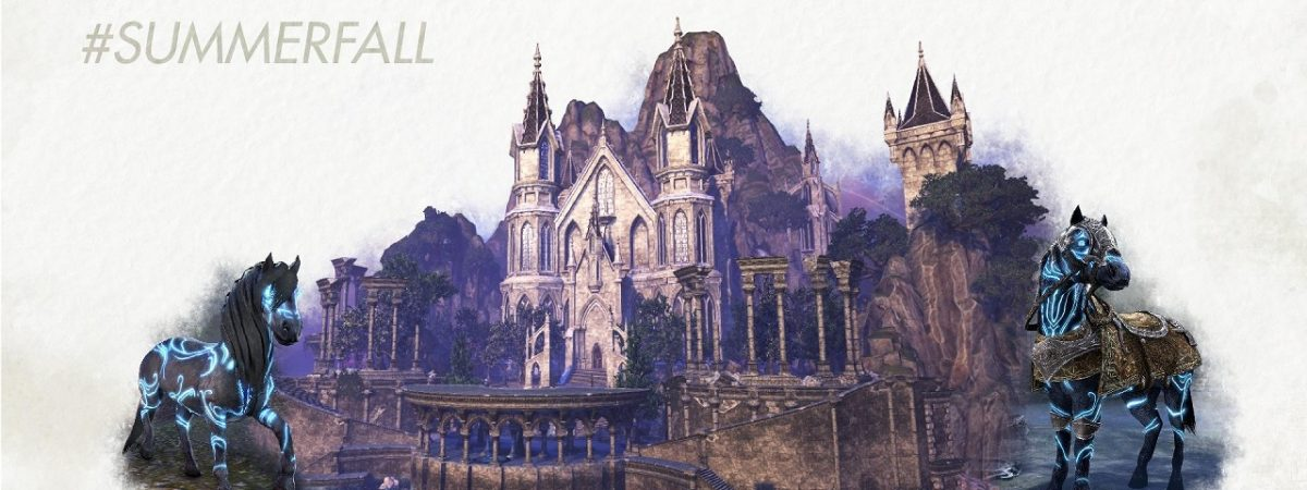 The Summerfall Event Gives Players a Chance to Earn a New Villa