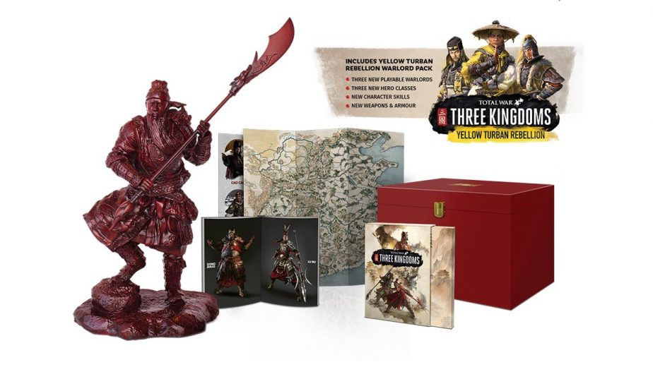 The Total War Three Kingdoms Collector's Edition is Now Available