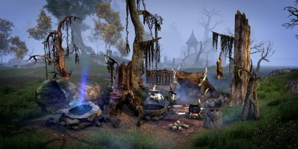 The Witches Festival is Bringing New Items for the Elder Scrolls Online Event