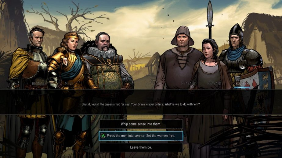 Thronebreaker Will Reportedly Feature Thirty Hours of Story Content