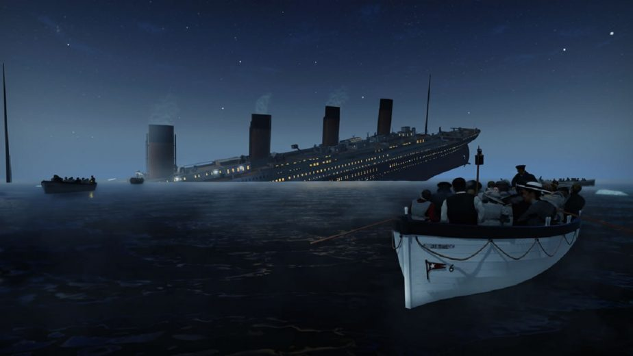 Titanic VR Lets Players Experience the Sinking of the Titanic