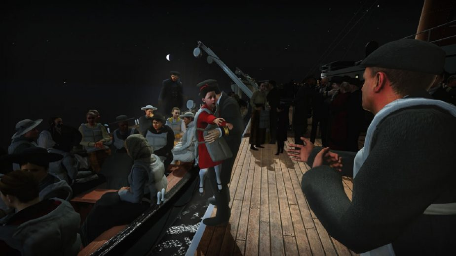 Titanic VR is Immersive VR Education's Latest VR Experience