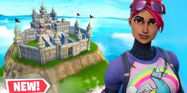 Crazy Castle Fortnite