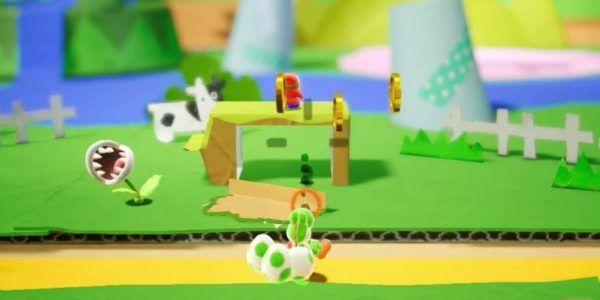 Yoshi's Crafted World Leaked