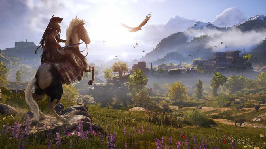 Assassin's Creed Odyssey's recommended PC specs will unlock the game's true beauty.