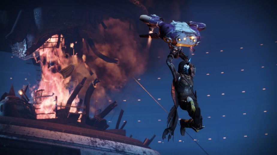 b11e63d7412 Destiny 2  How to Claim Cayde s Stash and Forsaken Deluxe Edition Items