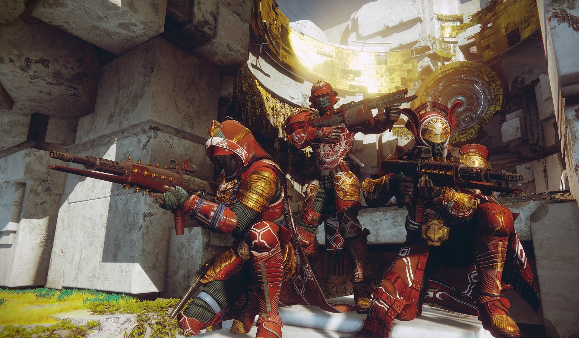 Destiny 2: Everything You Need to Know About the New Iron