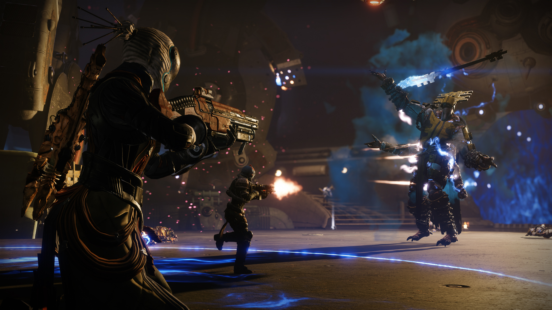 Destiny 2: How to Find the Lord of Wolves Exotic Shotgun in