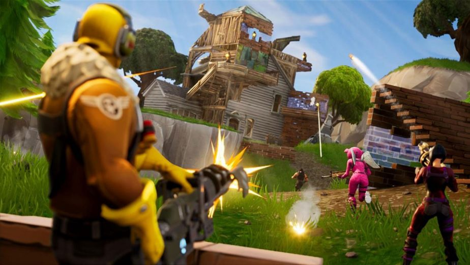 one of them admitted that he continued to play fortnite while a tornado was sweeping through his neighborhood - why people should play fortnite