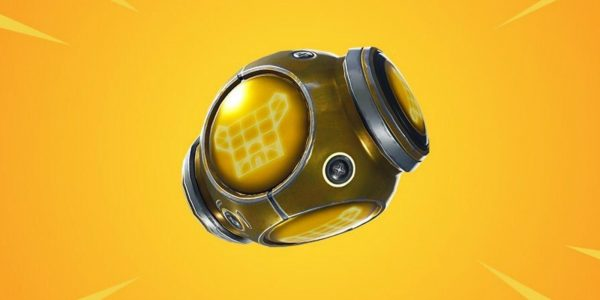 Fortnite Port-A-Fortress Grenade Will